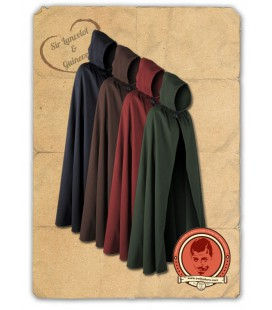 Aaron cloak