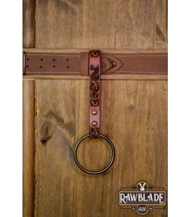 Aquitania Ring Holder - Brown