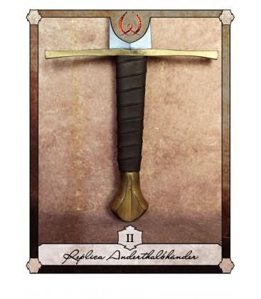 Espada Bastarda Typ II