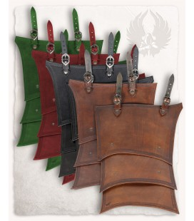 Antonius Mantikor leather tassets