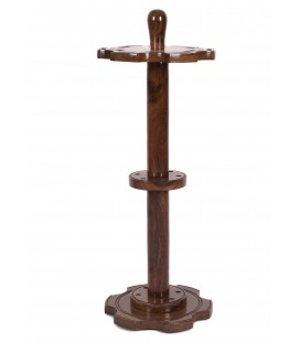 Wooden round stand for max, 12 swords