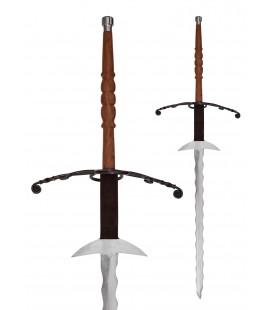 Flamberge - espada a dos manos