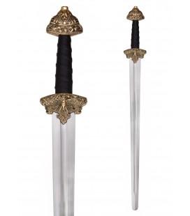 Dybek espada Vikinga, roma funcional, SK-C, hoja 60 cm