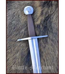 Espada medieval a una mano, para combate de exhibición ligera, SK-C