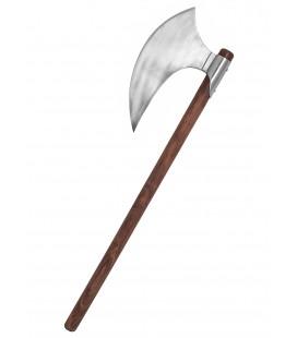 Bearded axe, decoration, 71cm total length