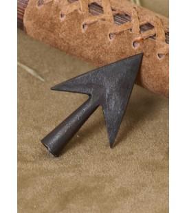Hunting Bodkin Point, Hand-Forged Arrowhead F