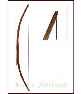Arco largo Agincourt 70, Marrón oscuro, 30 libras