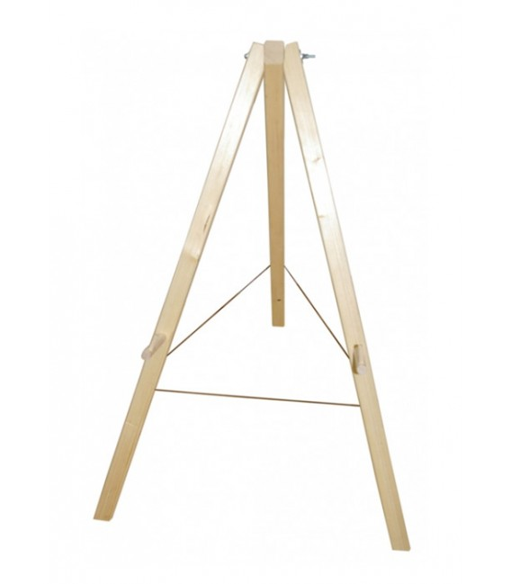 Target stand, wood