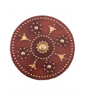 Small Scottish Round Shield, Mini Targe