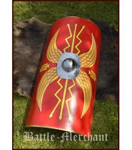 Imperial Roman Legionary Scutum with steel umbo