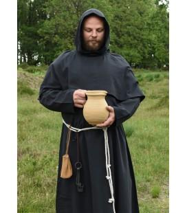 Monk's Cowl Benedikt, black
