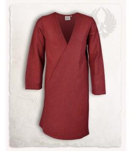 Shapur folded coat wool