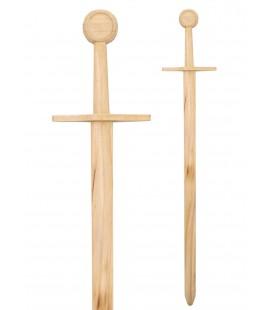 Norman wooden practice sword