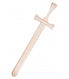 King's sword (wooden toy sword), ca. 60 cm