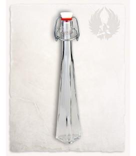 Botella triangular con cierre hermético 40 ML