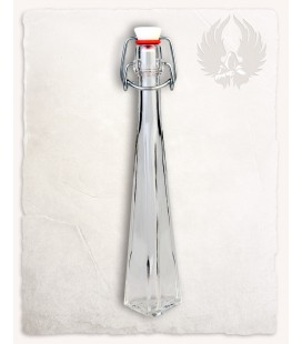 Bottle 1 triangular with swing top 40ml