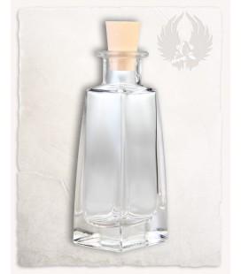 Botella Angular con Corcho 100 ML.