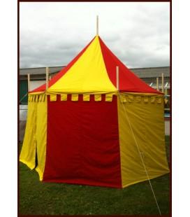 Medieval Tent Herwald, 6 m