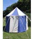 Round Medieval Tent Johann, 3 m in Diameter