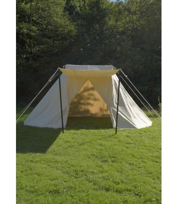 Saxon Tent Jorvik, 2 x 4 m, 340 gsm, natural colour
