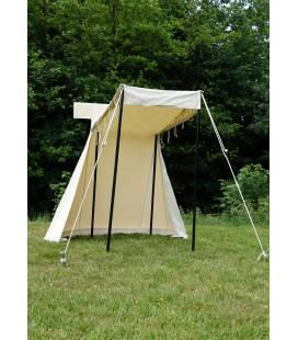 Medieval tent for children, 340 gms, natural colour, 2 x 2 Meter