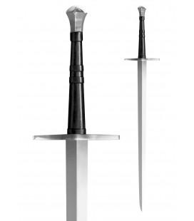 Mano y media Espada, Espada bastarda con vaina