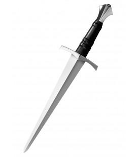Daga italiana, accesorio de la espada larga italiana