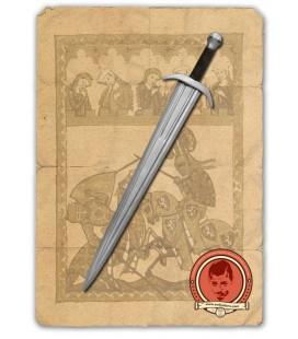 Espada Medieval Cinquedea