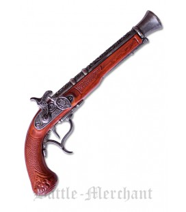 Pistola de pistones Forsyth de 1760