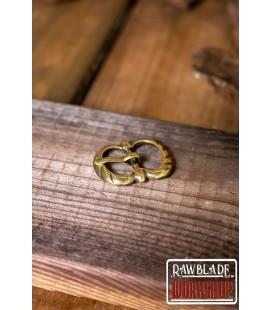 Hebilla de Baja Edad Media - Oro Viejo