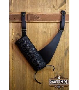 Porta espadas Breda Deluxe - Negro
