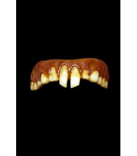 Rat Man teeth