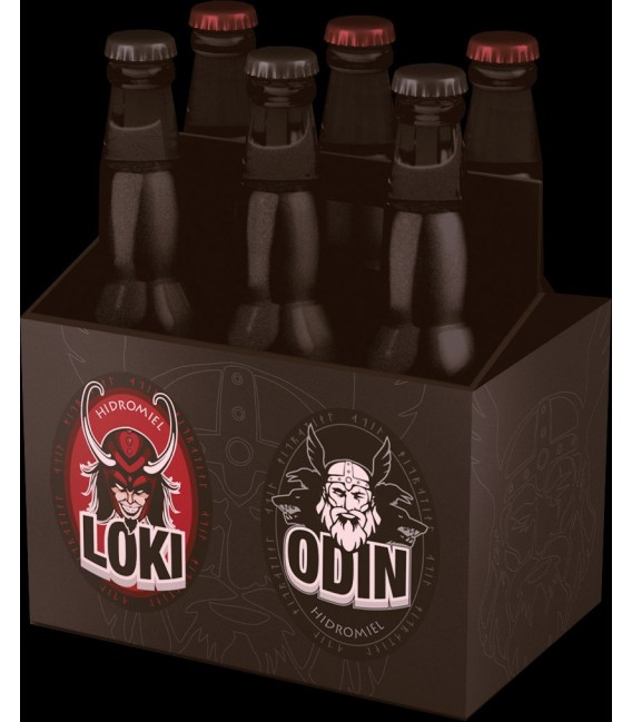 Pack Hidromiel Odin + Loki