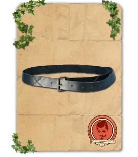 Cinturón Medieval Negro