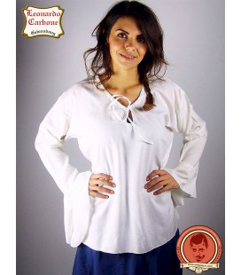 Trumpet Sleeved Blouse Ruth