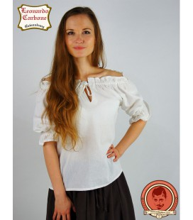 Short Sleeved Blouse Claudia