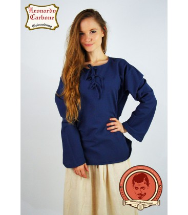 Simple medieval blouse Diana