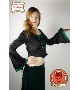Satin blouse Lidia