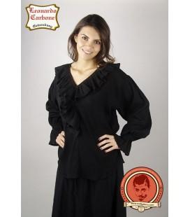 Frilled blouse Julietta