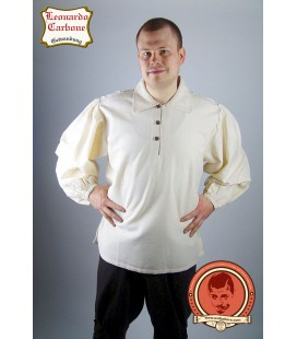 Camisa con cuello Karl