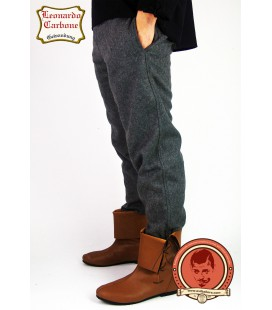 Rustic woolen pant Otic