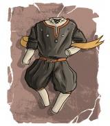 Trajes Medievales Hombre