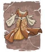 Trajes Medievales Mujer