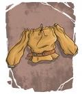 Blusas y Camisas Medievales de Mujer