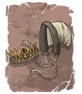 Sombreros y Coronas medievales