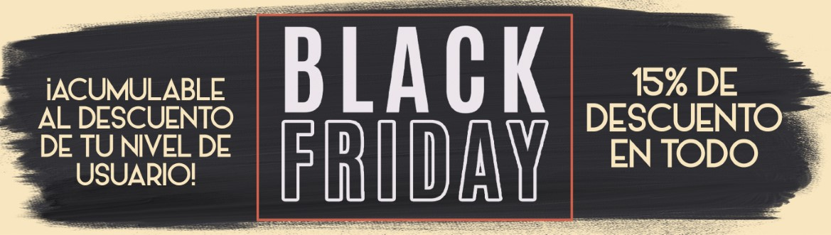 Road to Black Friday